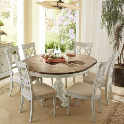 Cottage 7 Piece Dining Set