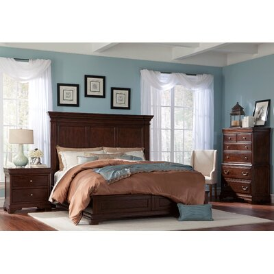 Provence Panel Customizable Bedroom Set