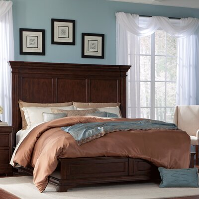 Provence Panel Bed