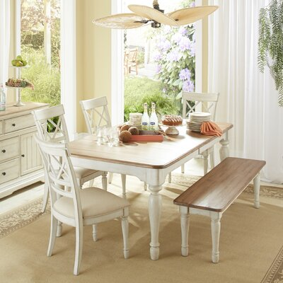 Allgood 6 Piece Dining Set