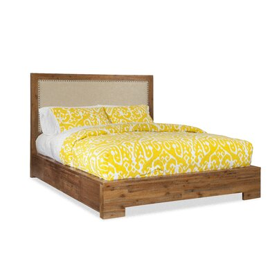 Waverly Upholstered Panel Bed