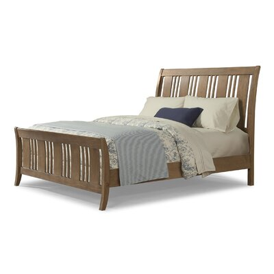 Huber Sleigh Bed Size: California King