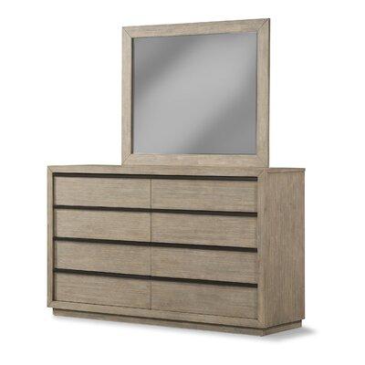 Crannell 8 Drawer Dresser