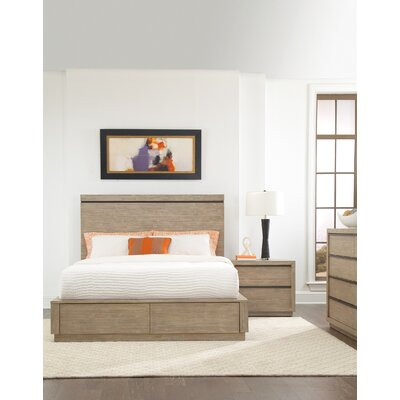 Crannell Platform Customizable Bedroom Set