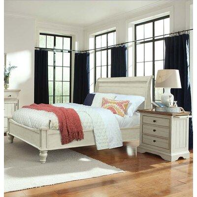 Allgood Storage Sleigh Bed