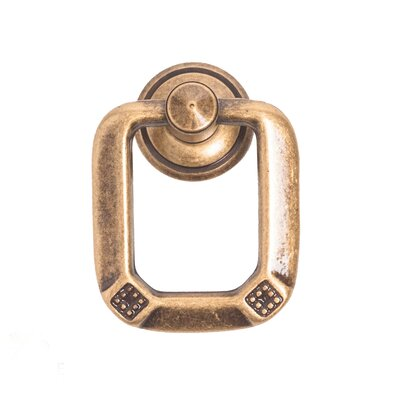 1800 Circa Ring Pull Finish: Dark Antique Brass 100164.09
