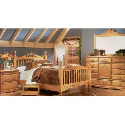 Lucie Panel Configurable Bedroom Set