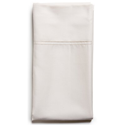Pillowcase Size: King, Color: Pearl