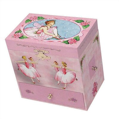 Enchantmints Ballerina Treasure Music Jewelry Box at Sears.com