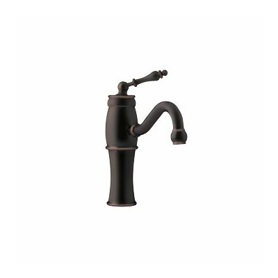 Farmhouse Bar Faucet Finish: Old World Dark Bronze