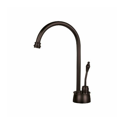 Filtration Traditional Hot Water Only Point-of-Use Faucet Finish: Old World Bronze