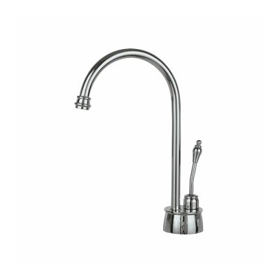 Filtration Traditional Hot Water Only Point-of-Use Faucet Finish: Polished Nickel