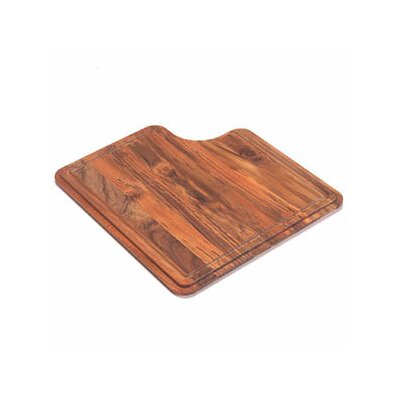 Pro-Series Solid Wood Cutting Board in Teak PS13-40S