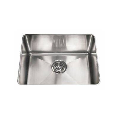 Professional 23.81 x 18.13 Under Mount Kitchen Sink