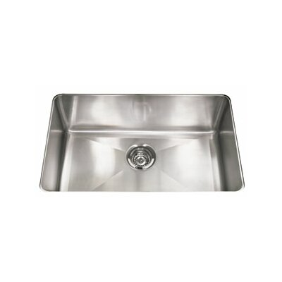 Professional 31.88 x 18.13 Under Mount Kitchen Sink