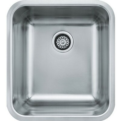 Grande 19.75 x 21.5 Single Bowl Kitchen Sink