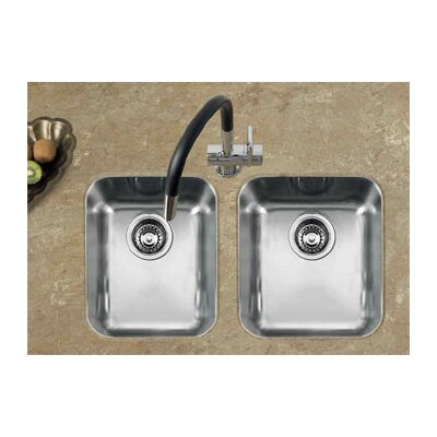 18.5 x 16.38 Largo Single Bowl Kitchen Sink