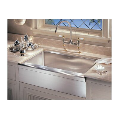 Manor House 33 x 20.88  Apron Front Kitchen Sink