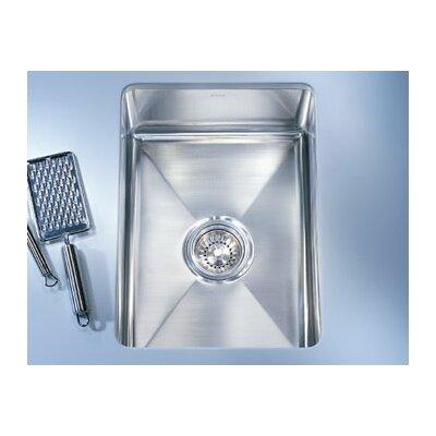Professional 17.5 x 19.5 x 7.5 Under Mount Kitchen Sink