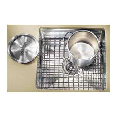 Professional 20.44 x 19.5 x 9 Under Mount Kitchen Sink