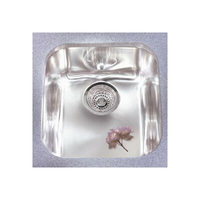 14.56 x 13.75 Element Undermount Kitchen Sink
