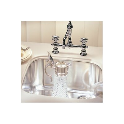 Professional 20.88 x 18.93 Undermount Kitchen Sink