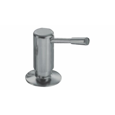 Lotion Dispenser Finish: Satin Nickel