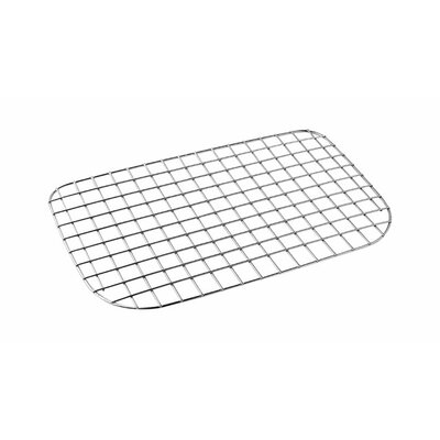 Grid Drainer Finish: Stainless Steel