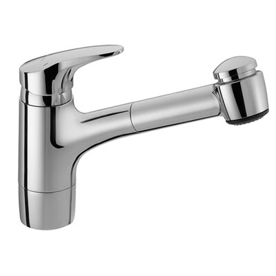 buy low price hansa hansamix one handle single hole kitchen faucet