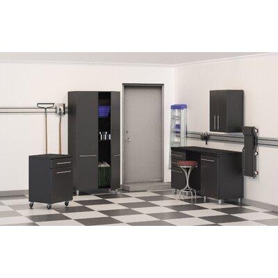 Ulti-MATE Garage 7' H x 13' W x 2' D 6-Piece Cabinet Set at Sears.com