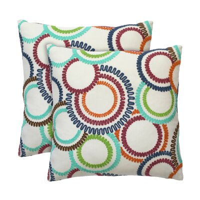 Jude Cotton Throw Pillow