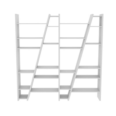 Delta Composition New 2010-004 Shelf Etagere Finish: Pure White Product Picture 247