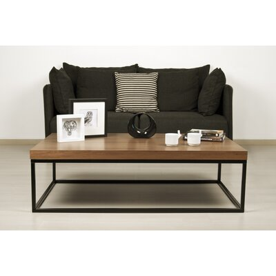Prairie Coffee Table Color: Black