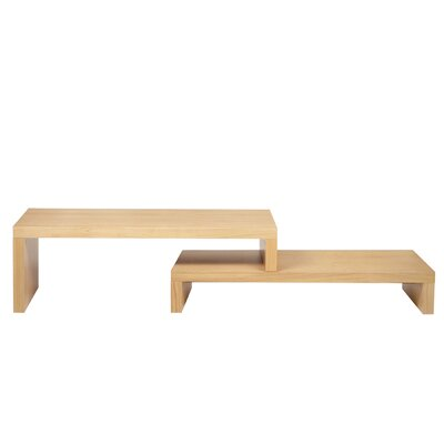 Cliff 49 TV Stand Color: Oak