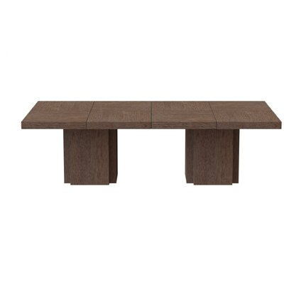 Dusk Dinning Table Finish: Chocolate
