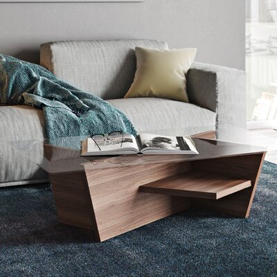 Oliva Coffee Table Finish: Walnut