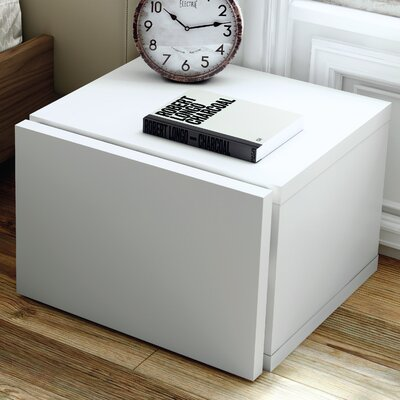 Pohl 1 Drawer Nightstand