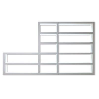 Denso 84 Bookcase Finish: High Gloss White Product Image 232