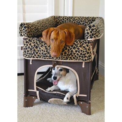 Large Dog Bed Get Cheap Arm S Reach Co Sleeper Duplex
