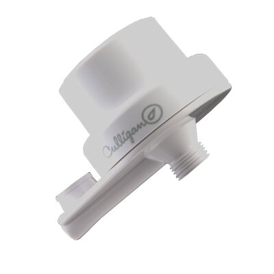 In-Line Shower Filter with Level 2 Extra Filtration Finish: White