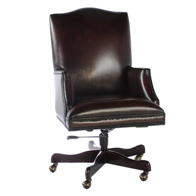Leather Office Chair with Arms Product Image 884