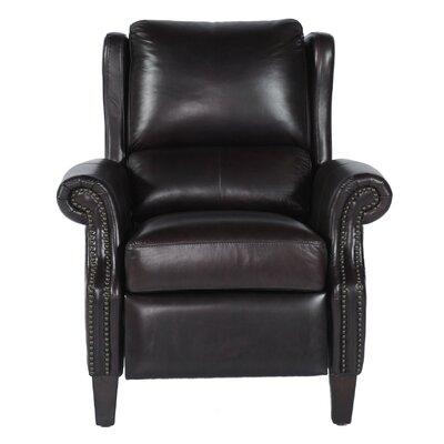 Lazzaro Leather Recliner