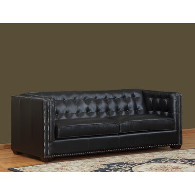 Lazzaro Leather WH-2007-30-3373 Belaire Leather Sofa