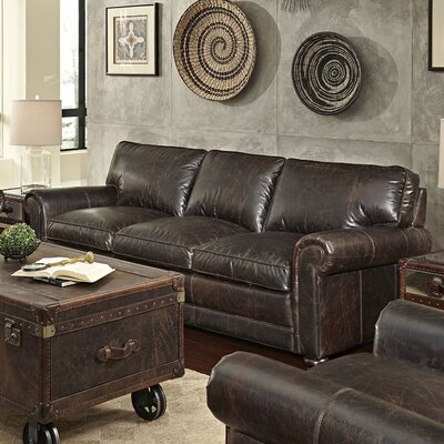 Genesis Leather Sofa