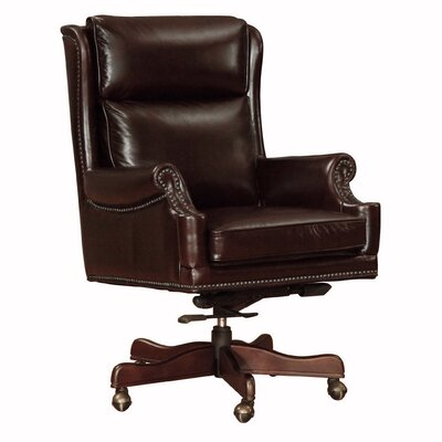 Remarkable Leather Executive Chair Product Photo