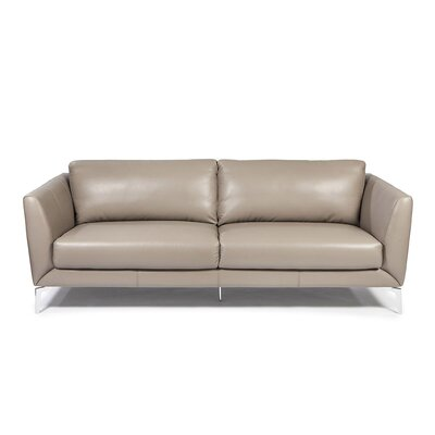 Anvers Leather Sofa