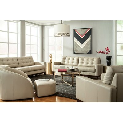 Clayton Leather Living Room Collection