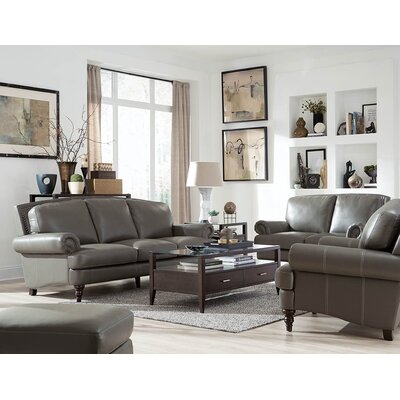 Juliette Leather Living Room Collection