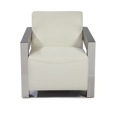 Jetson Leather Arm Chair