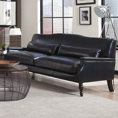 Eubanks Leather Sofa